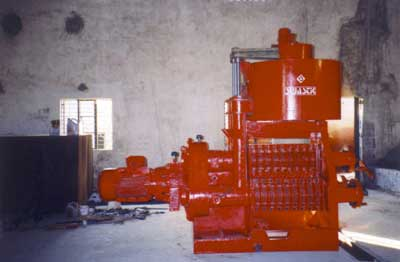 Energy Efficient Oil Expeller Machine National