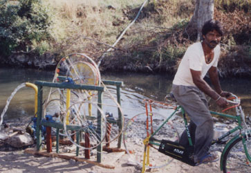 bicycle operated water pump pdf