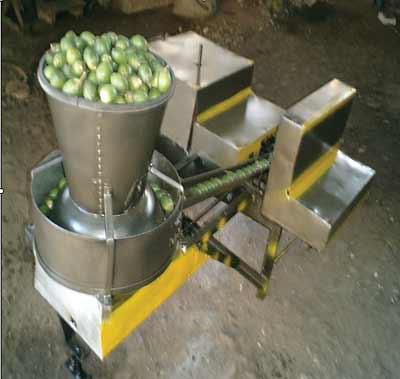 Tractor Driven Onion Transplanter National Innovation