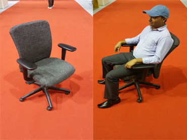 posture correcting chair national innovation foundation india