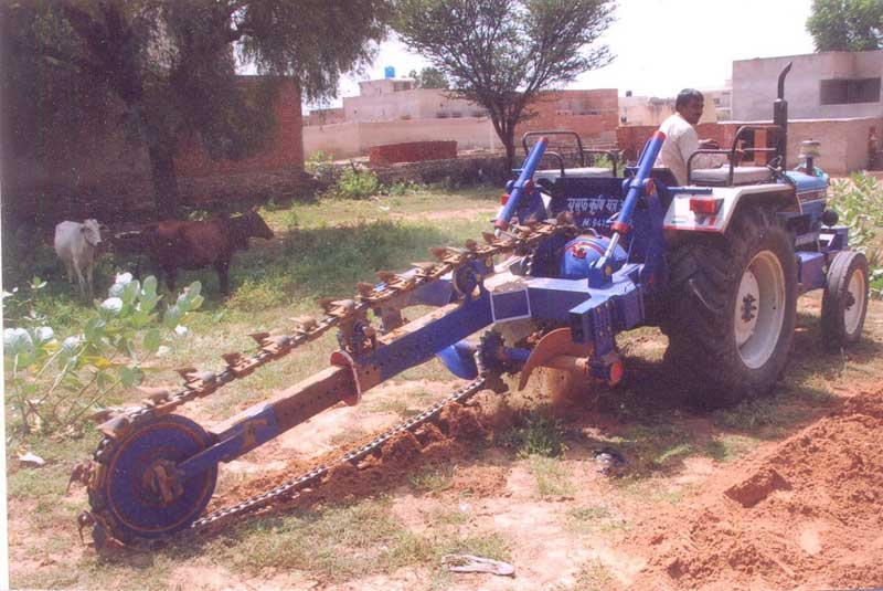 Trench Digger | National Innovation Foundation-India